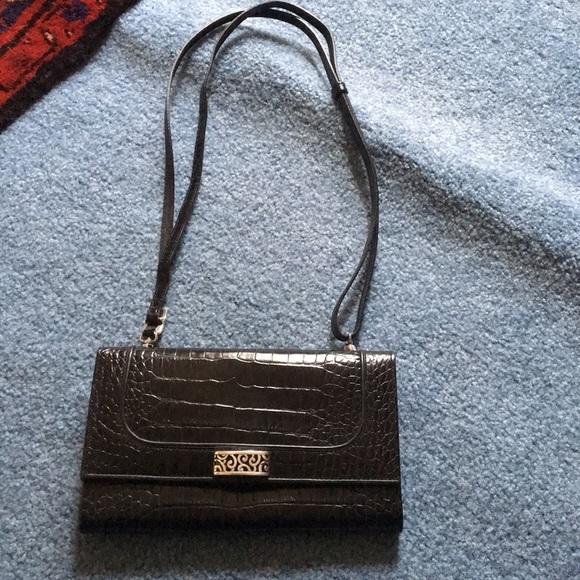 Brighton Handbags - Brighton travel clutch/cross body bag